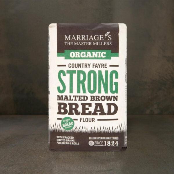 Marriage's Malt Bread Flour