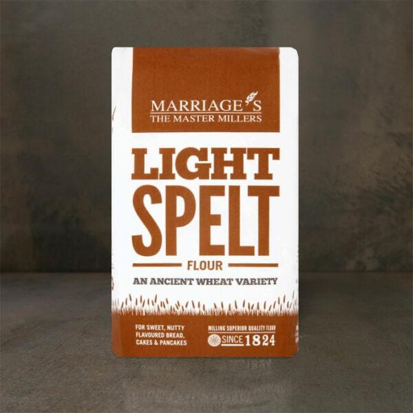 Marriage's Light Spelt Flour