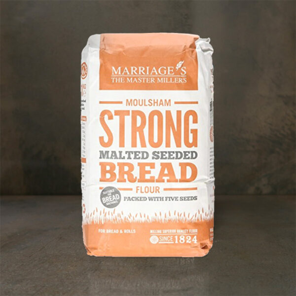 Marriage's Strong Malted Seeded Bread Flour